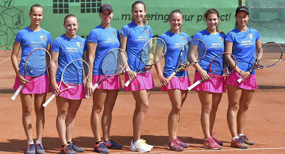 LLA: Damen Meister 2017