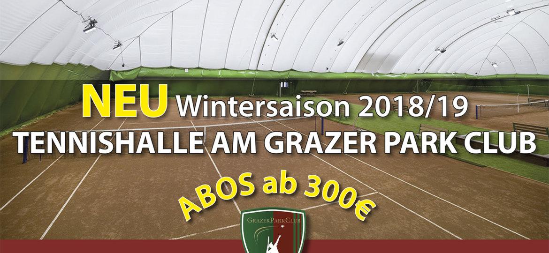 Winter Tennishalle GPC